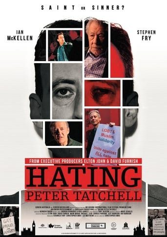 Poster of Hating Peter Tatchell