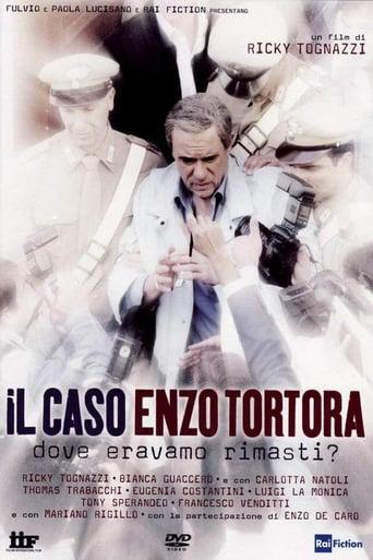 Poster of Il caso Enzo Tortora - Dove eravamo rimasti