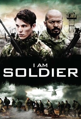 I Am Soldier (2014) - poster