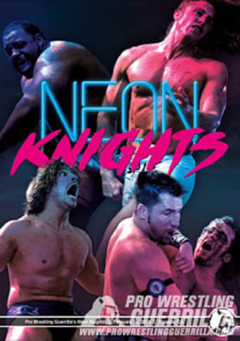 Poster of PWG: Neon Knights