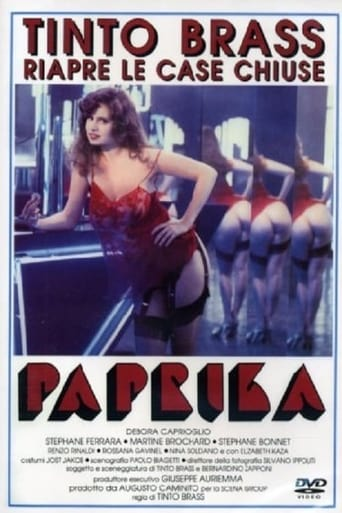 Paprika - Ein Leben für die Liebe