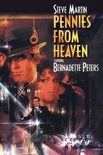 Pennies from Heaven Poster