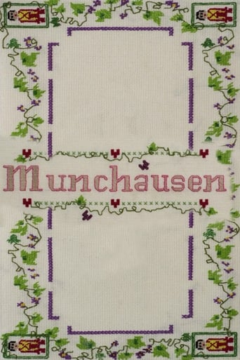 Poster of Munchausen