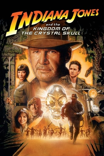 Poster Indiana Jones and the Kingdom of the Crystal Skull