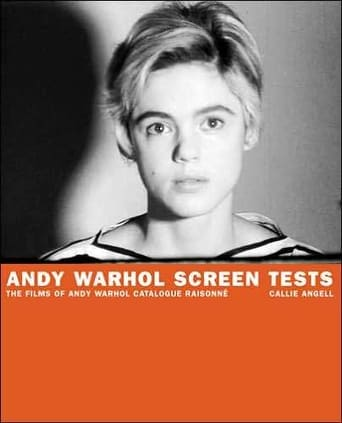 ArrayAndy Warhol Screen Tests