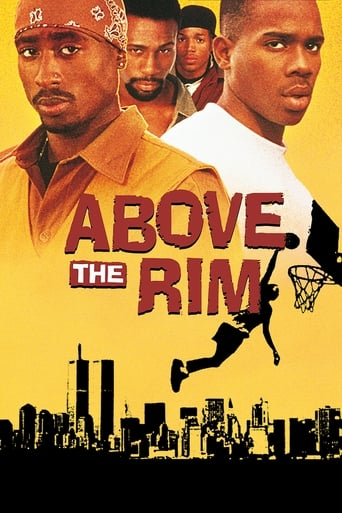 Above the Rim - nahe dem abgrund