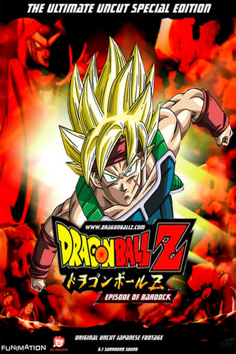 Poster of Dragon Ball Z: Episodio de Bardock