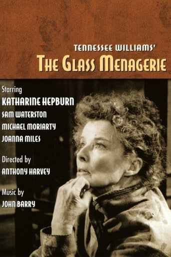 Poster of The Glass Menagerie