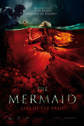 Poster of The Mermaid: Lake of the Dead