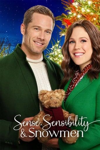 Poster of Sense, Sensibility & Snowmen
