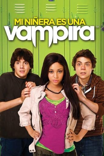 Poster of Mi niñera es una vampira