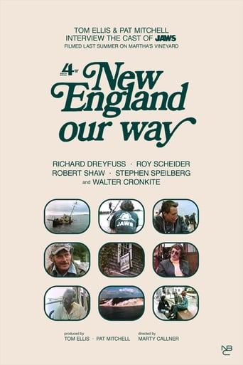 Poster of New England Our Way