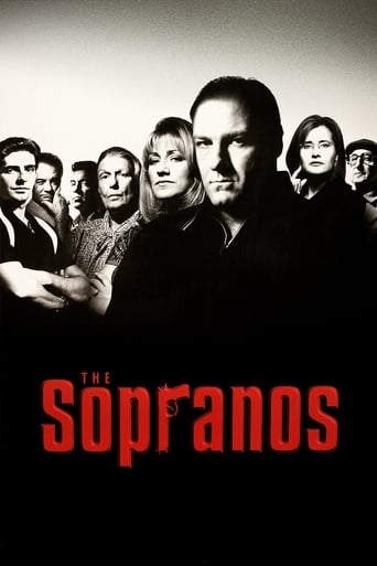 Poster of The Sopranos