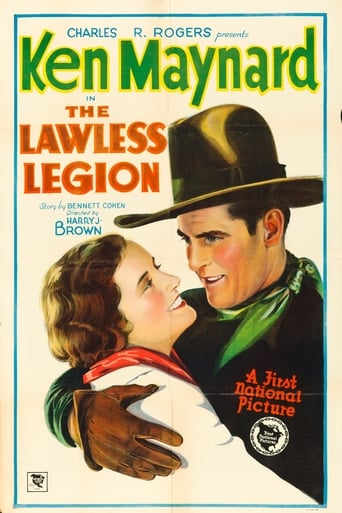 Poster of The Lawless Legion