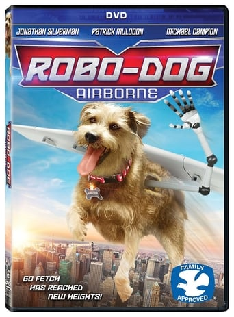 Poster of Robo-Dog: Airborne