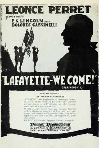 Poster of Lafayette, We Come