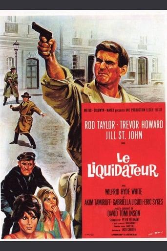 Poster of The Liquidator