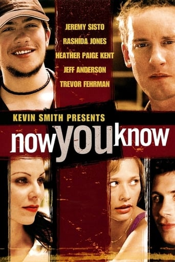 Poster of Now You Know