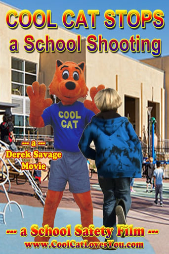 Cool Cat Stops a School Shooting