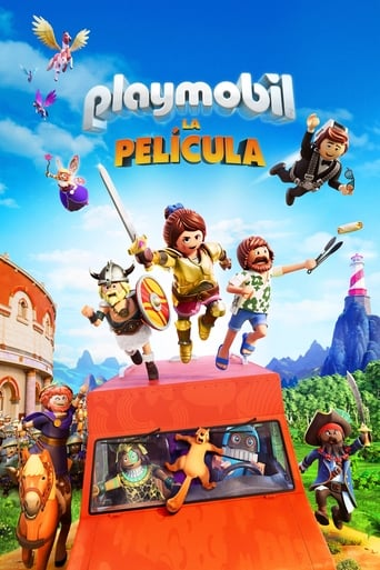 Poster of Playmobil, la película