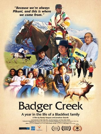 Badger Creek Movie Poster