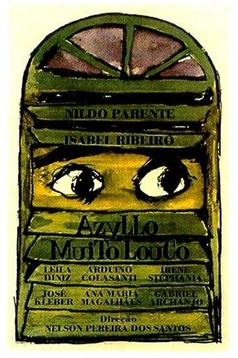Poster of A Very Crazy Asylum