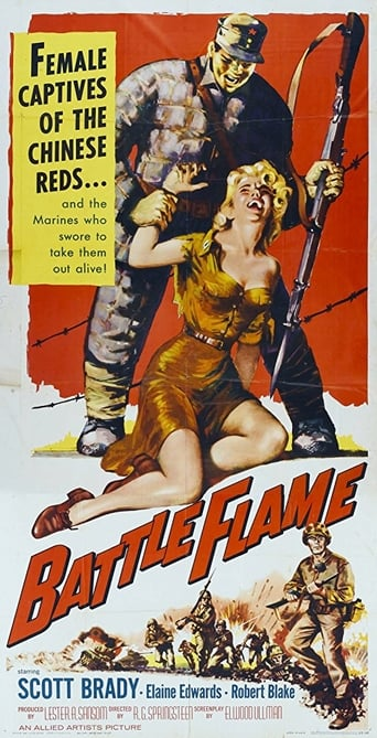 Poster of Battle Flame