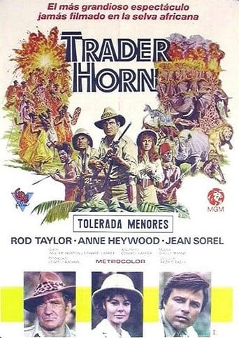 Poster of Trader Horn