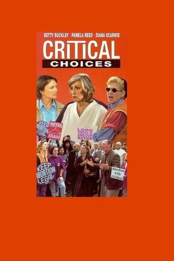 Poster of Critical Choices