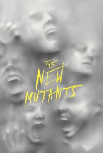 Poster of The New Mutants