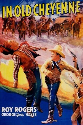 Poster of In Old Cheyenne