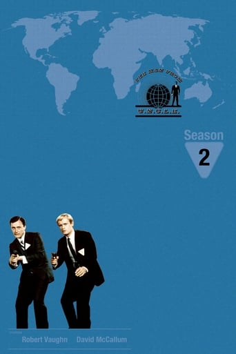 Poster of The Man from U.N.C.L.E.