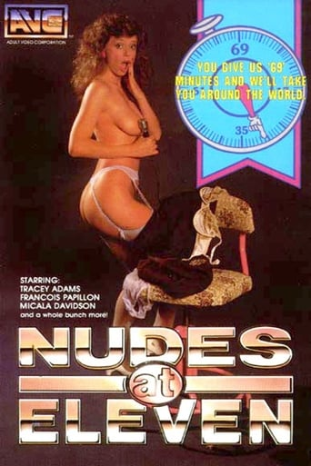 Poster of Nudes at Eleven