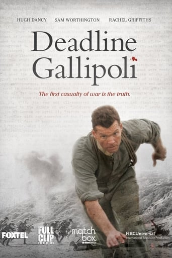 Poster of Deadline Gallipoli