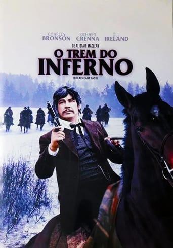 O Trem do Inferno - Poster