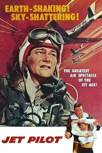 Poster of Jet Pilot