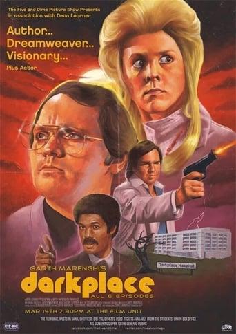 Poster of Garth Marenghi's Darkplace
