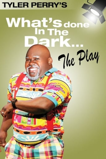 Poster of Tyler Perry's What's Done In The Dark - The Play