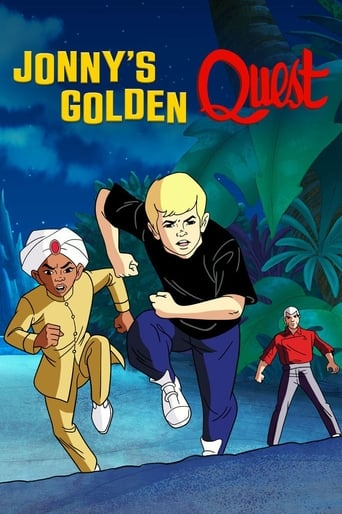 Poster of Jonny's Golden Quest