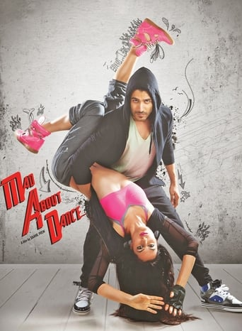 Poster of M.A.D: Mad About Dance