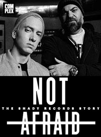 Poster of Not Afraid: The Shady Records Story