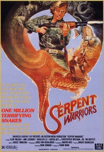 Poster of The Serpent Warriors