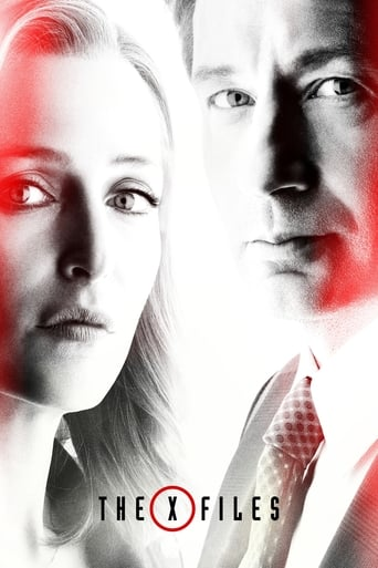 Poster of The X-Files fragman