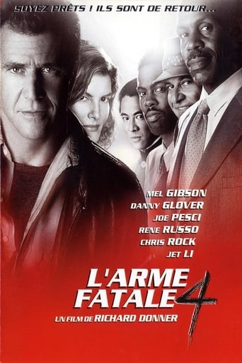 Poster of L'Arme fatale 4