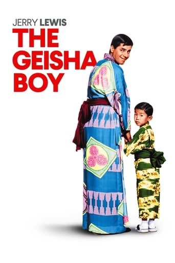 Poster of The Geisha Boy