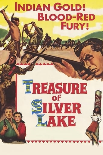 Poster of The Treasure of the Silver Lake