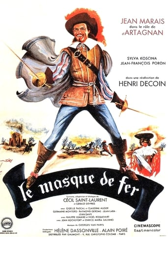 Poster of The Iron Mask