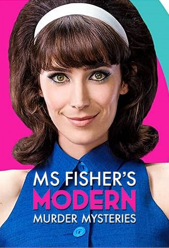Ms Fisher's Modern Murder Mysteries Poster