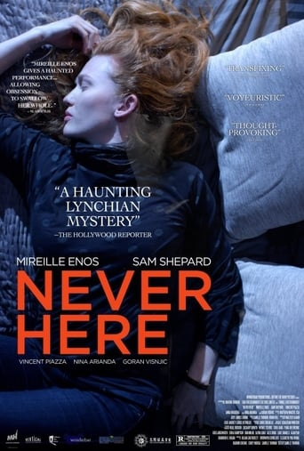 Poster of Never Here