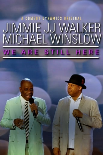 Poster of Jimmie JJ Walker & Michael Winslow: We Are Still Here